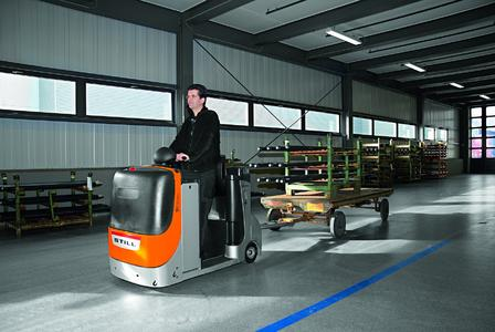 Still tractor CX-T for indoor applications