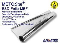 METOSTAT ESD-MBF Dampfsperre-Folie