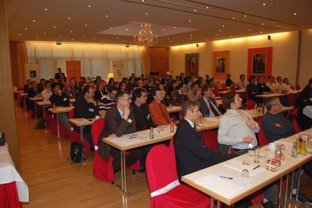 Auch in diesem Jahr war das SCHEMA-Usergroup-Treffen überaus gut besucht.