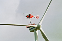 Eurocopter UK receives first ever UK helicopter order for offshore wind farm maintenance
