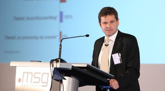 Dr. Ralf Schneider, CIO der Allianz Deutschland AG