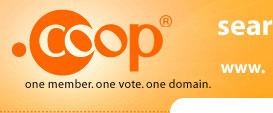 Coop-Domains: Brand you coop's name as .coop
