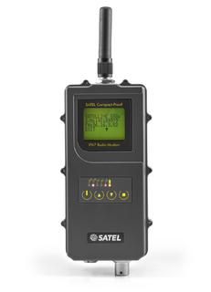 The new UHF radio data modem