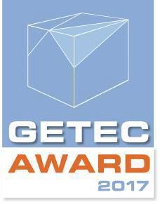 Logo des GETEC Award 2017