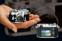 MINOX DCC Leica M3: New edition of the nostalgia digital camera offers top of the range technology and a touch of extravagance