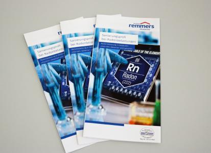 """Das Seminar """"Sanierungsprofi bei Radonbelastungen"""" vermittelt Fachkompetenz zum Thema Radon in vier Tagen / Bild: Remmers, Löningen"""