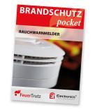 """Das Brandschutz Pocket ist ein praktisches Nachschlagewerk rund ums Thema """"Rauchwarnmelder"""""""