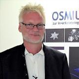 Ingo Wolf, Direktor des deutschen Osmium-Instituts