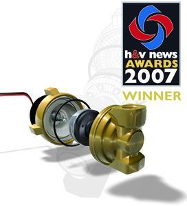 Laing's tiny D5solar pump scoops the H&V News Award 2007