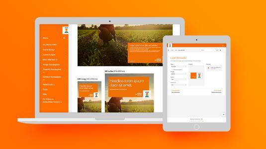 Das neue KWS BrandNet vereint alle Elemente und Anwendungen rund um das Corporate Design an einem Platz und macht das Arbeiten mit der Marke noch einfacher, schneller und komfortabler.