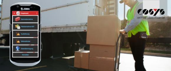 COSYS Inhouse Logistik Paket Management Software