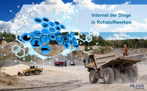 """Smarte Logistik"""" und """"Internet der Dinge"""" - was ist das eigentlich genau und warum läuft die Nachfrage an Lieferanten ohne digitale Technologien vorbei? Im PRAXIS-Webinar wird die Zukunft zur Gegenwart."""