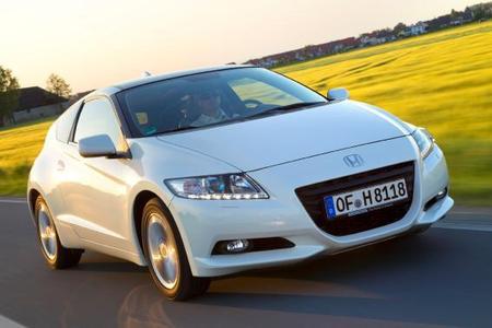 Der neue Honda CR-Z mit 5 Sternen beim EuroNCAP