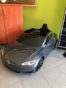 Tesla Model X mini