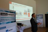 Titel der Innovationstagung von noris network: