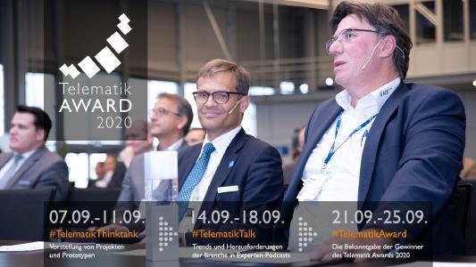 Trotz Absage der IAA Nutzfahrzeuge findet der Telematik Award 2020 ungehindert statt. Bild: Telematik-Markt.de
