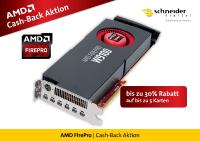 AMD FirePro Cash Back-Aktion