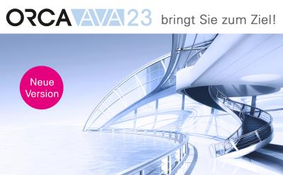 Neue Version ORCA AVA 23
