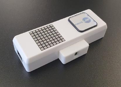 New gesture control lidar button from nextLAP