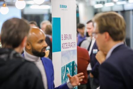 Innovation durch Kooperation - B. Braun startet Accelerator für Startups (Bild: B. Braun Melsungen AG / Thomas Rosenthal)