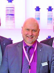 Dr. Frank Neuhausen, Geschäftsführer der BWT water+more Deutschland GmbH
