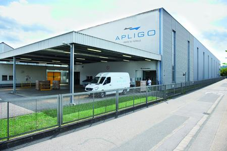 Apligo nimmt neue Produktionsstraße für Appliances in Betrieb