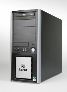 WORTMANN AG: TERRA Server mit vorinstalliertem Windows Server® 2008 R2 Foundation
