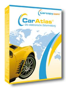 Softwarebox CarAtlas