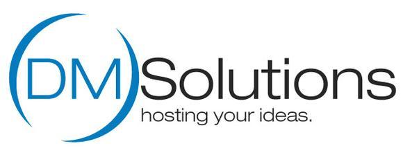 Webhosting bei DM Solutions