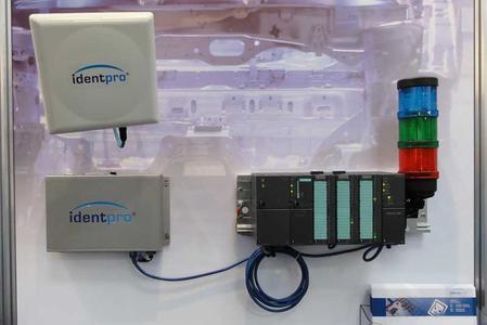 identPLC7: RFID und SPS verbinden ohne Programmieraufwand