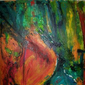 """""""farbenfroh"""" –  so der Titel der 55. WITTENSTEIN-Vernissage am 22. Februar 2013: Inken Frank stellt Öl- und Acrylbilder aus"""