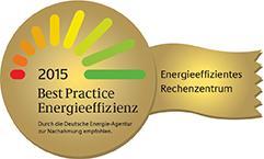 Energieeffizienz-Auszeichnung für arvato