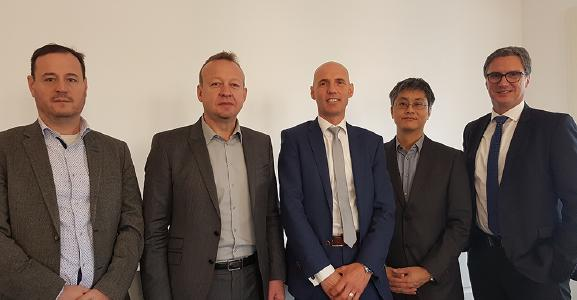 Looking forward to a future partnership in the pharmaceutical industry