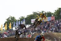 Seewer Top-3 in German Mx2 Second Moto