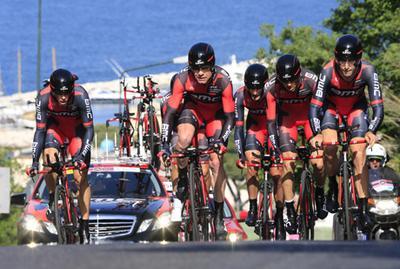 Tour-Start auf Korsika (Foto: ROTH-FOTO)