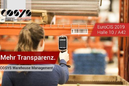 Bildquelle: Zebra Technologies | COSYS Warehouse Management - Die Baukasten Lösung für eine effiziente Lagerverwaltung
