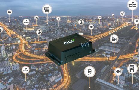 IX14 - Edge Computing Router von Digi International