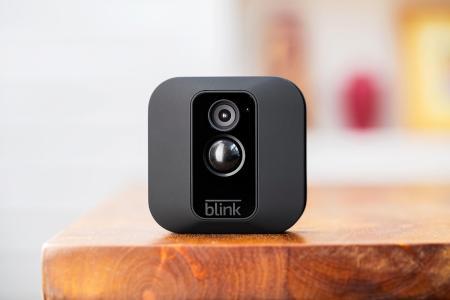 Die Blink XT ist die jüngste Kamera von Blink und für den Außeneinsatz konzipiert