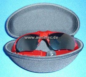Sonnenbrille mit Tragebox