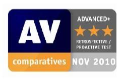 Advanced+  für G Data AntiVirus 2011