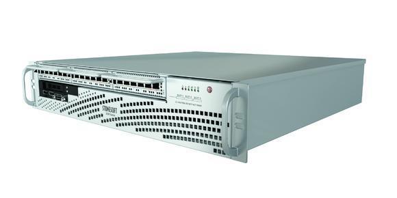 Erweiterung der StoneGate-Produktsuite durch modulare Appliances, unter anderem die Firewall/VPN-Appliances StoneGate FW-3201 und FW-3205 sowie die Intrusion-Prevention-System-Appliances IPS-3201 und IPS-3205