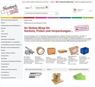 www.nordpack24.de - Startseite