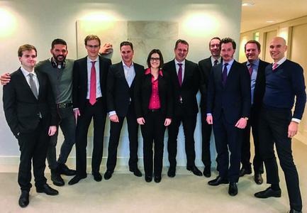 MEP gewinnt NIBC zur Finanzierung