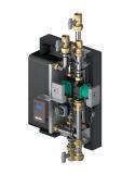 Bei den Standardausführung der S-Line- und M-Line-Variante ergeben sich Schüttmengen von bis zu 44 bzw. 58 Litern pro Minute. Bei einem höheren Bedarf an Warmwasser können bis zu fünf Stationen als Kaskade geschaltet werden. Außerdem bietet Meibes die LogoFresh XL-Line als elektronisch geregelte Frischwasserstation mit einer Einzelwarmwasserleistung von bis zu 125 Litern an, bei der ebenfalls die Möglichkeit zur Kaskadierung besteht