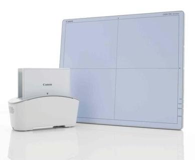 Wireless flat-panel detector for mobile X-ray imaging