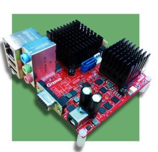 GizmoSphere launcht das AMD APU-basierte Gizmo-Board für Embedded Systementwickler und Bastler