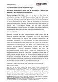 [PDF] Pressemitteilung: engram bei MSS Communications Tagen