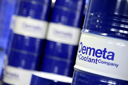 As a manufacturer of cooling lubricants, Oemeta is perfectly situated to clean cooling lubricant systems