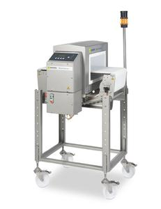 The ECOLINE-W metal detection system is used for the inspection of packed bulk goods. (Photo: Sesotec GmbH)
