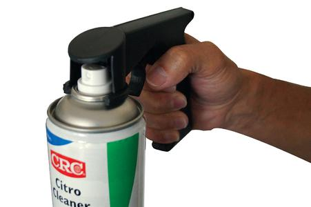 CRC Spraypistol use